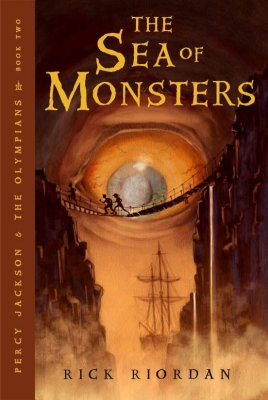 Percy Jackson and the Olympians Book 2: The Sea of Monsters