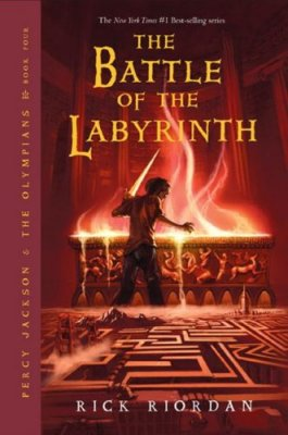 Percy Jackson and the Olympians Book Four: The Battle of the Labyrinth