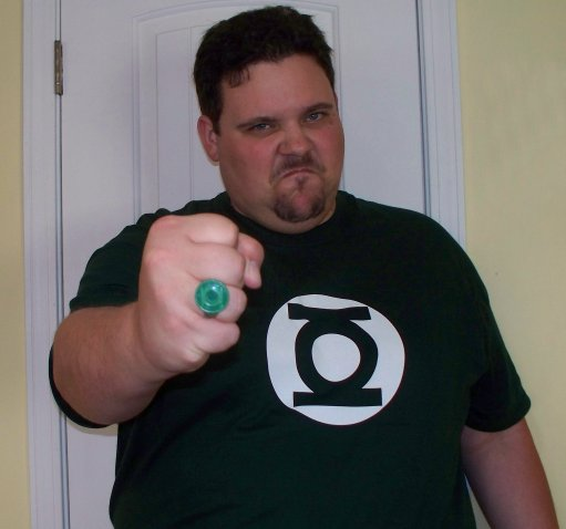In brightest day, in blackest night, no evil shall escape my sight! Let those who worship evil's might beware my power... GREEN LANTERN'S LIGHT!