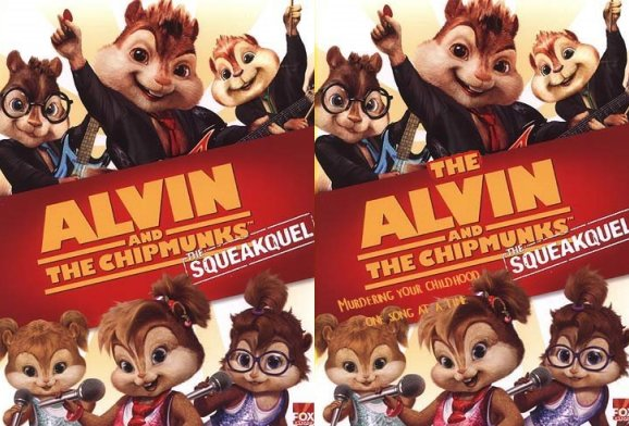 The Alvin and the Chipmunks: The Squeakquel