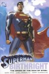 Superman-Birthright TPB