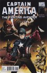 Captain America-The Fighting Avenger 1