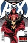 Avengers Vs X-Men 0