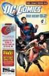 DC Comics-The New 52 FCBD