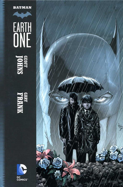 Batman-Earth One HC