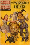 Classics Illustrated Junior-The Wizard of Oz