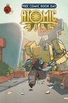 Atomic Robo and Friends FCBD 2013