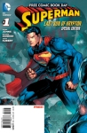 Superman-Last Son of Krypton FCBD